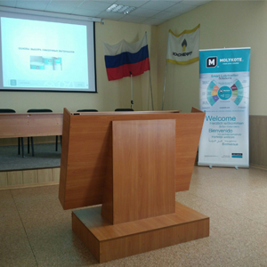 Technical workshops on application of the lubricants for industrial equipment took place at the oil-and-gas enterprises of Samara region