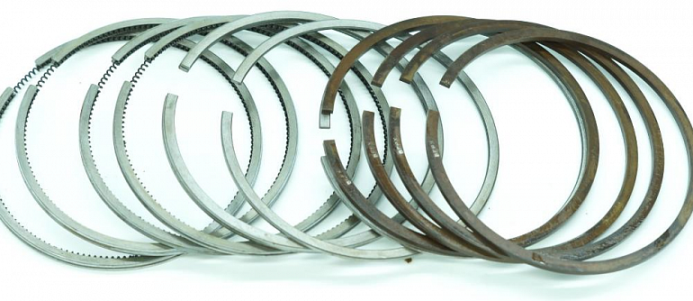 Piston rings: kinds, functions, failures, and ways how to fix them